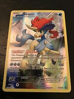POKEMON TCG: KELDEO XY118 - FULL ART HOLO PROMO CARD BLACK STAR - MYTHICAL - NM