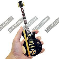 Mini Guitar scale 1:4 METALLICA james hetfield iron miniature gadget collectible