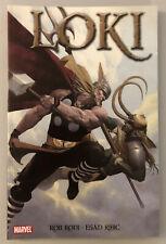Loki TPB Rob Rodi & Esad Ribic, Thor, Asgard, Marvel Comics,