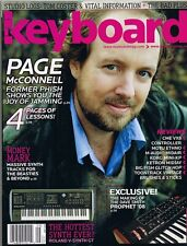 2007 Keyboard Magazine Auditions PROPHET '08, Roland V-Synth GT, KEYRON MIDJAY