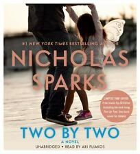 TWO BY TWO unabridged audio book on CD by NICHOLAS SPARKS - Brand New! 15 Hours!