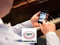 QRS PIANOMATION / PIANOFORCE PLAYER PIANO SAMPLE TEST COLLECTION CD