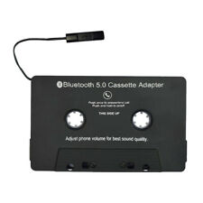 Cassette Player Adapter Audio Aux Tape Bluetooth Phones Mp3 Cassette USB Charge
