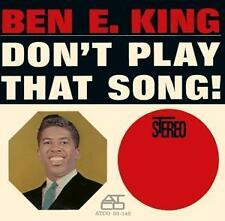 Dont Play That Song! von Ben E. King Japan Import (2014) Neu & Ovp