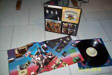LP THE RUTLES / PARODIA DEI BEATLES / WARNER HS 3151- W 56459 /1978 ITA + INSERT