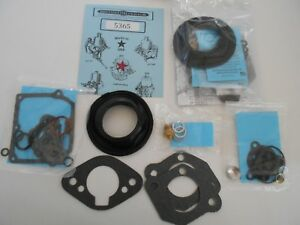 Zenith CD150 Carburetor Kit Triumph Spitfire GT6 2000 Volvo Penta AQ95 110 165