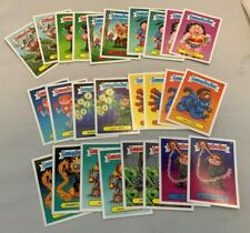 Garbage Pail Kids LOT Comic Book Heroes DC Marvel + TV Icons