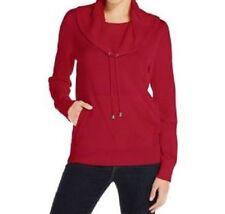 Jones New York Collared Regular Solid Sweaters for Women