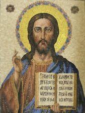 Jesus Stone Mosaic Kitchen Mosaic Wall Art Religious Tile