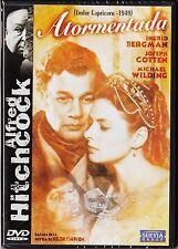 Alfred Hitchcock: ATORMENTADA con Ingrid Bergman y Joseph Cotten