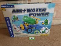 Thames and Kosmos Air & Water Power-Learn physics with action-packed experiments