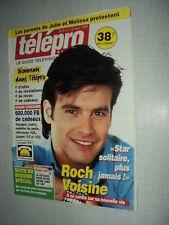 TELEPRO 2244 (6/3/97) ROCH VOISINE PATRICIA KAAS STAR TREK ERROL FLYNN POSNO
