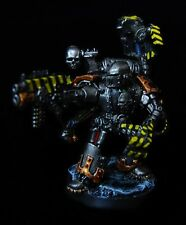 METAL Warhammer 40k Chaos Space Marine Iron Warriors Warsmith PRO PAINT FINE
