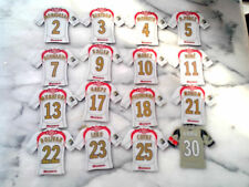 MONACO 16  MAGNET JUST FOOT 2008  EQUIPE COMPLETE