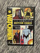 DC - Dvd -( WATCHMEN motion comic  )- Used