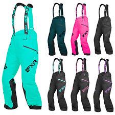 FXR Womens Fresh Pant Warm Thermal Flex Insulation Breathable Winter Snocross