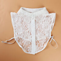 Polyester Fake Sleeves Sweater Women Lace Cuffs 2Colors Fashion False Collar YS