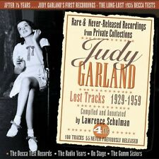 Judy Garland - Lost Tracks 1929-1959 [New CD] Australia - Import