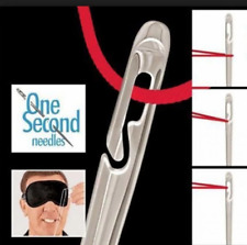 Self-threading Needles It Will Help You Get Rid Of The Needle Piercing