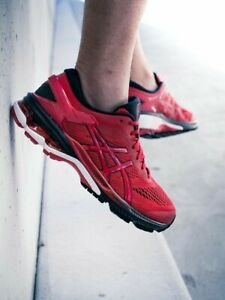 ASICS GEL-Kayano 26  Men's Running SHOES  1011A541.600 RED RED