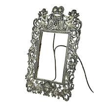 Rare Antique Silver Frame Liegnitz Germany Circa 1750