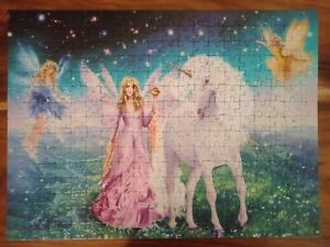 Magical Unicorn Jigsaw Puzzle 300 pieces Complete 2011 Ravensburger