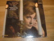 MELACHRINO STRINGS and ORCHESTRA you and the night  LP Record - sealed