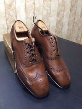 Vintage Cole Haan Imperial Grade Men's Shoes NOS 8111 Brown Wingtips Sz 12C