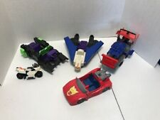Transformers G1 Action Master Megatron & Optimus Gutcruncher Etc Parts