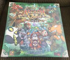 Arcadia Quest Pets Expansion BRAND NEW - CMON
