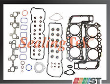 Fit 2005-13 Dodge Jeep 3.7L V6 Engine Cylinder Head Gasket Set Power-Tech motor