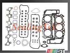 Fit 2005-13 Dodge Jeep 3.7L V6 Engine Cylinder Head Gasket Set Power-Tech motor