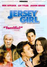 Jersey Girl DVD, Jason Biggs, Jenifer Lopez, George Carlin, Raquel Castro, Liv T