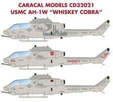 CARACAL models 1/35 USMC Bell AH-1W Whiskey Cobra # 32021