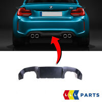 NEW GENUINE BMW 2 SERIES F87 M SPORT REAR BUMPER DIFFUSER 51128079561