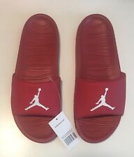 Nike Air Jordan Break Slide Red/White Sandals Jumpman NIB Men's Size 12