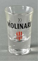 Molinari Sambuca Extra Glas Shotglas 2cl Schnaps Stumper Likör Gläser (3681-1)