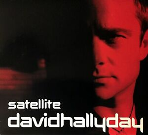 CD ALBUM DIGIPACK EDITION SPECIALE DAVID HALLYDAY SATELLITE COLLECTOR COMME NEUF