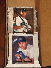 1994 SP BASEBALL COMPLETE SET 200 CARDS ROOKIE CARDS ALEX RODRIGUEZ DERREK LEE