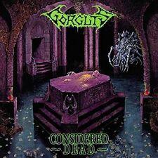 Considered Dead [Limited Edition Red Vinyl] [6/3] by Gorguts (Vinyl, Jun-2016, Listenable Records)