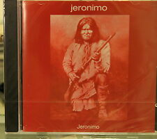 Jeronimo-same German prog psych cd
