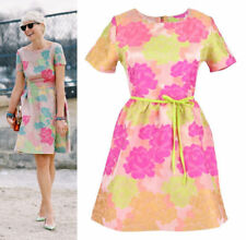 Prom Polyester Floral Dresses for Women