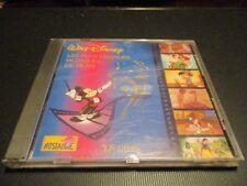 """CD """"LES PLUS GRANDES MUSIQUES DE FILMS WALT DISNEY"""" 18 titres"""