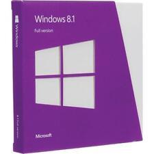 Windows 8.1 Vollversion 32/64 Bit (Box)