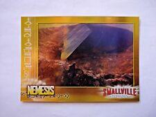 2005 INKWORKS SMALLVILLE SEASON 4 *CASE LOADER* CARD CL-1