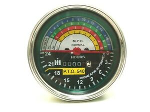 Tachometer for Farmall 404 Row Crop 383087R91