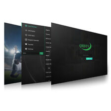 1 Year Qhdtv Best tv en ligne , BOX,code:  12 mois