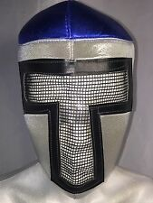VINTAGE MS1!! WRESTLING-LUCHADOR MASK!! GREAT FOR HALLOWEEN!!VERY RARE! HANDMADE