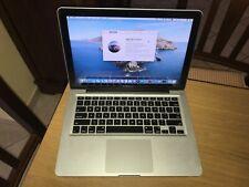 Apple MacBook Pro 13 2012 -Intel Core i5 2.50GHz - SSD 240GB -Ram4GB-LEGGERE