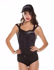 NEW Ninimour Women's Halloween Swat Hottie Officer Cosplay Set Size: Medium